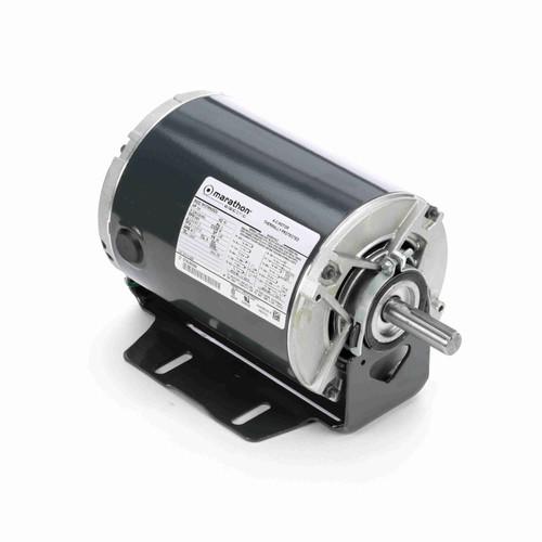 Marathon K1409 3/4 HP 3450 RPM 208-230/460 Volts Belt Drive Fan and Blower Motor