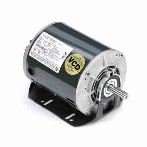Marathon G140 1/2 HP 1725 RPM 208-230/460 Volts Belt Drive Fan and Blower Motor