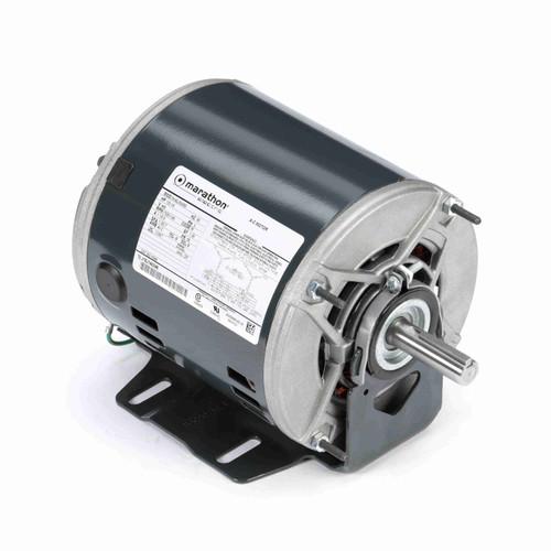 Marathon K546 1/2 HP 1725/1140 RPM 460 Volts Belt Drive Fan and Blower Motor
