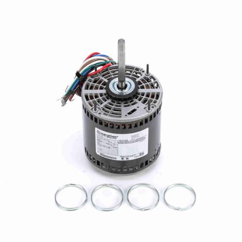 Marathon X009 3/4 HP 1075 RPM 115 Volts Direct Drive Fan and Blower Motor