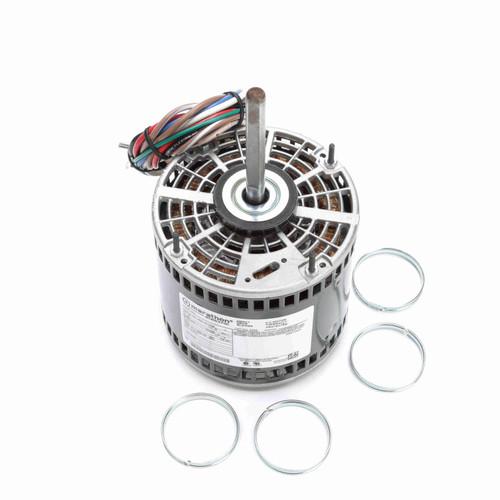 Marathon X004 1/2 HP 1075 RPM 115 Volts Direct Drive Fan and Blower Motor