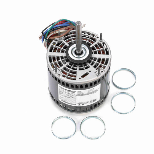 Marathon X017 1/2 HP 1625 RPM 208-230 Volts Direct Drive Fan and Blower Motor