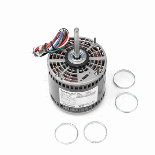 Marathon X016 1/2 HP 1625 RPM 115 Volts Direct Drive Fan and Blower Motor