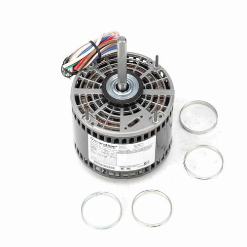 Marathon X003 1/3 HP 1075 RPM 208-230 Volts Direct Drive Fan and Blower Motor