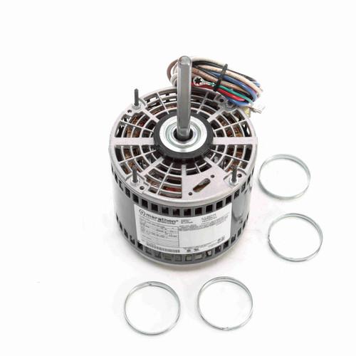 Marathon X002 1/3 HP 1075 RPM 115 Volts Direct Drive Fan and Blower Motor