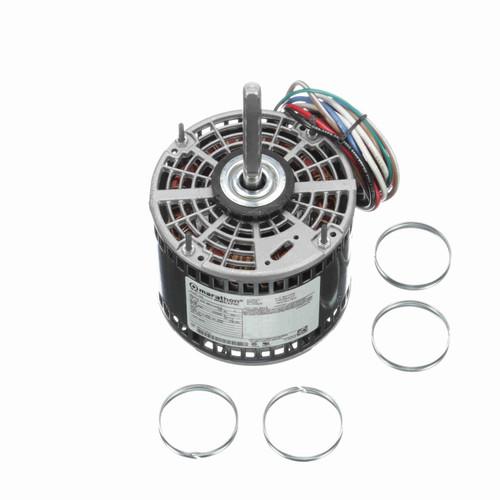 Marathon X015 1/3 HP 1625 RPM 115 Volts Direct Drive Fan and Blower Motor