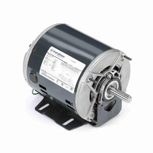 Marathon X018 1/4 HP 1075 RPM 277 Volts Direct Drive Fan and Blower Motor