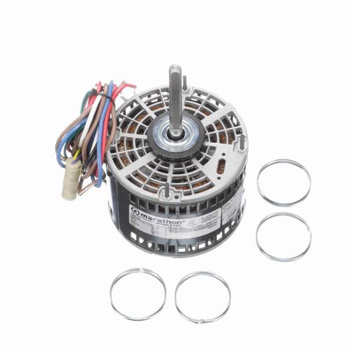 Marathon X000 1/4 HP 1075 RPM 115 Volts Direct Drive Fan and Blower Motor