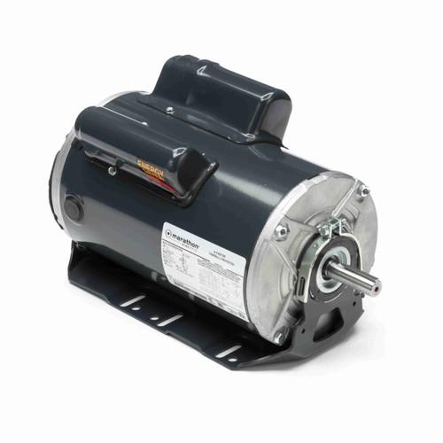 Marathon C1909 1-1/2 HP 1725 RPM 115/208-230 Volts Farm Duty Motor