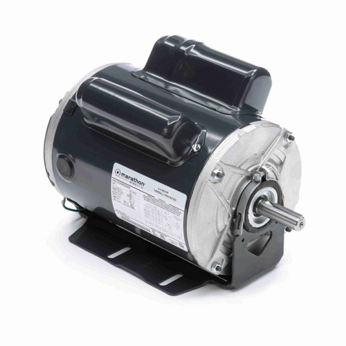 Marathon C1302 1 HP 1725 RPM 115/208-230 Volts Farm Duty Motor