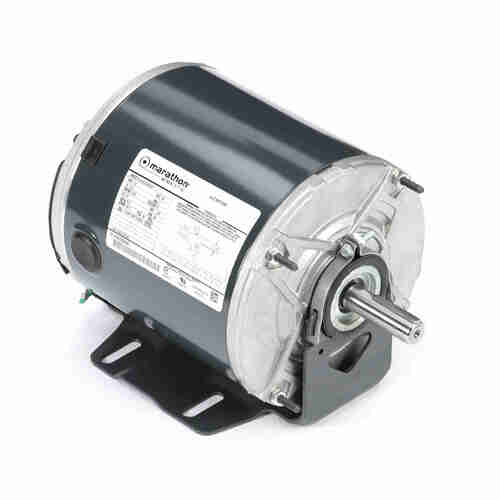 Marathon HG143 1/2 HP 1725 RPM 115 Volts Farm Duty Motor
