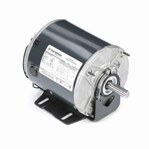 Marathon H247 1/2 HP 1725 RPM 115/208-230 Volts Farm Duty Motor