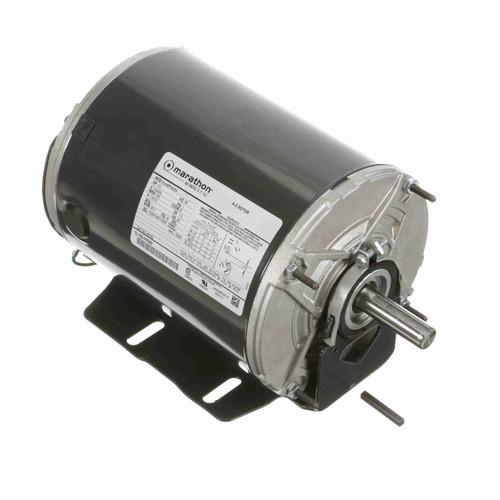 Marathon HG142 1/3 HP 1140 RPM 115/230 Volts Farm Duty Motor