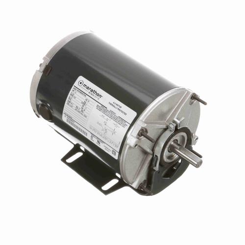 Marathon HG141 1/3 HP 1725 RPM 230 Volts Farm Duty Motor