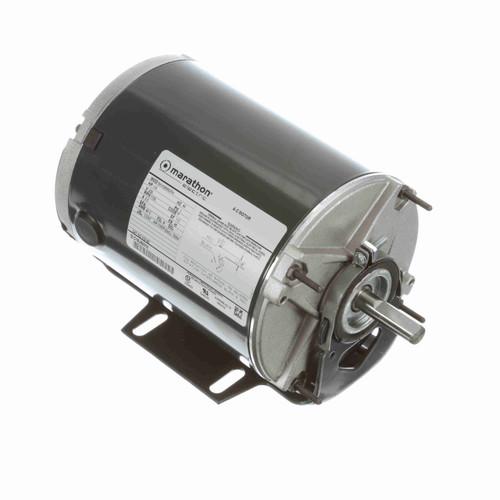 Marathon HG140 1/3 HP 1725 RPM 230 Volts Farm Duty Motor