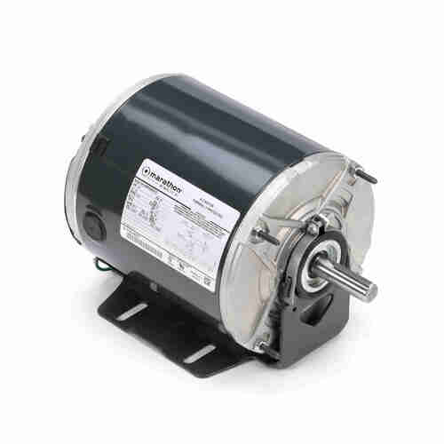 Marathon H137 1/4 HP 1140 RPM 115 Volts Farm Duty Motor