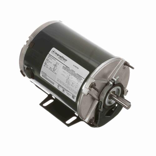 Marathon H203 1/4 HP 1725/1140 RPM 115 Volts Farm Duty Motor
