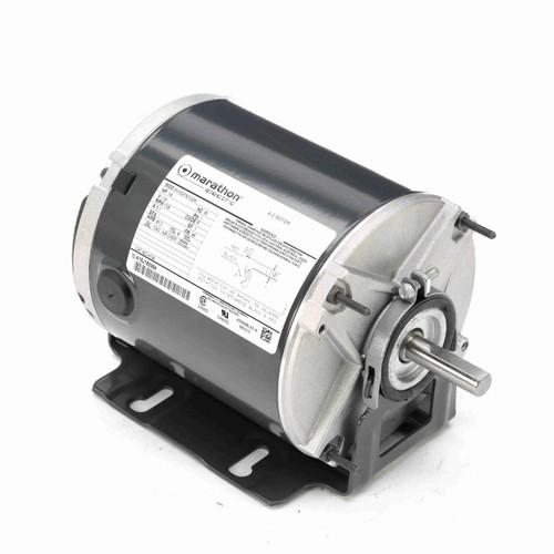 Marathon H134 1/4 HP 1725 RPM 115 Volts Farm Duty Motor