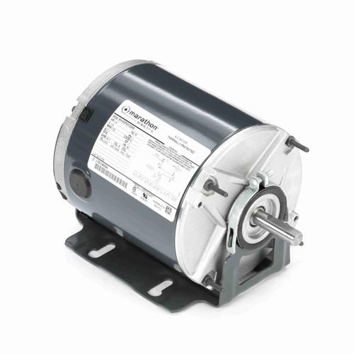 Marathon H135 1/4 HP 1725 RPM 115 Volts Farm Duty Motor