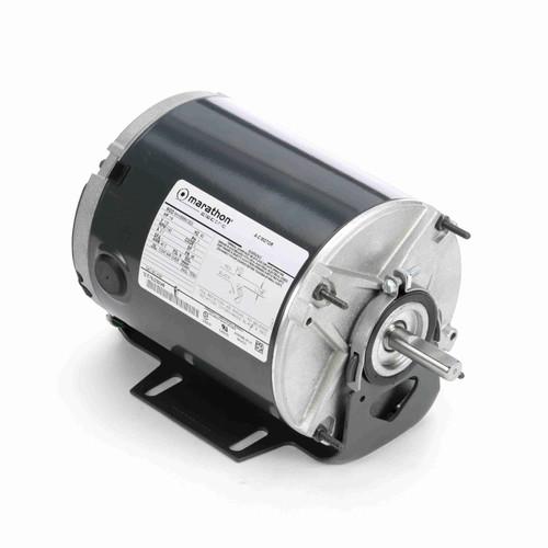 Marathon H197 1/6 HP 1140 RPM 115 Volts Farm Duty Motor
