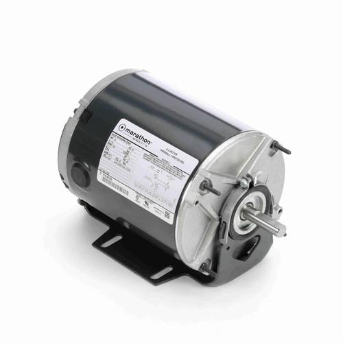 Marathon H198 1/6 HP 1140 RPM 115 Volts Farm Duty Motor