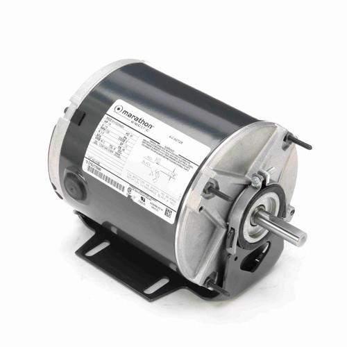Marathon H195 1/6 HP 1725 RPM 115 Volts Farm Duty Motor