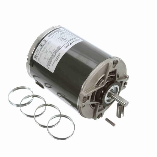 Marathon 4739 1/2 HP 1725 RPM 230 Volts Belt Drive Fan and Blower Motor