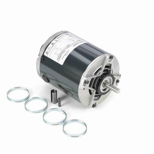 Marathon 4731 1/3 HP 1725 RPM 115 Volts Belt Drive Fan and Blower Motor