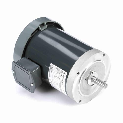 Marathon K1317 3/4 HP 1200 RPM 208-230/460 Volts General Purpose Motor