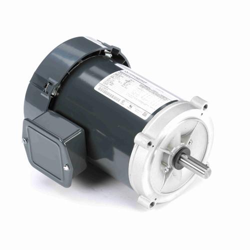 Marathon K255 3/4 HP 1800 RPM 208-230/460 Volts General Purpose Motor