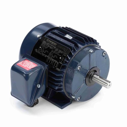Marathon H457 3/4 HP 1200 RPM 208-230/460 Volts General Purpose Motor