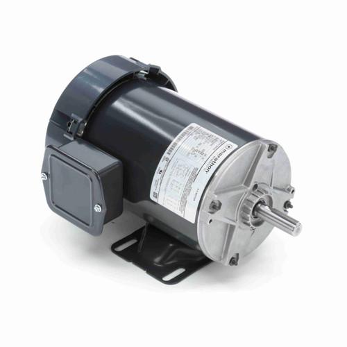 Marathon K163 1 HP 3600 RPM 208-230/460 Volts General Purpose Motor