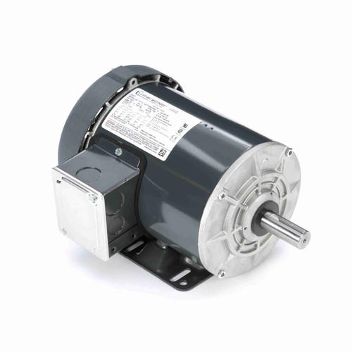 Marathon H700 3/4 HP 1200 RPM 208-230/460 Volts General Purpose Motor