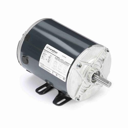 Marathon K198 3/4 HP 1800 RPM 208-230/460 Volts General Purpose Motor
