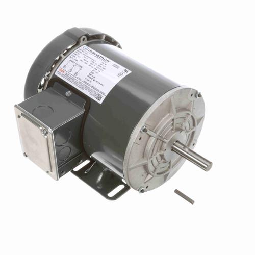 Marathon G327 3/4 HP 3600 RPM 575 Volts General Purpose Motor