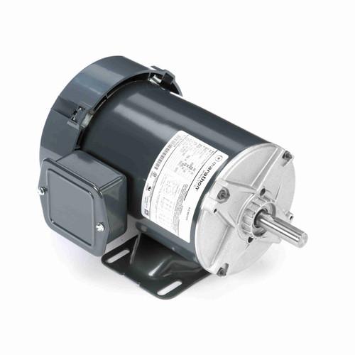 Marathon K160 3/4 HP 3600 RPM 208-230/460 Volts General Purpose Motor