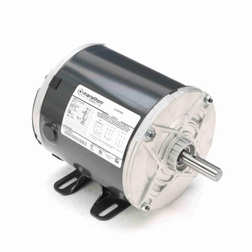 Marathon K197 1/2 HP 1800 RPM 208-230/460 Volts General Purpose Motor
