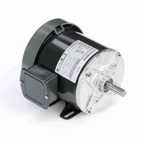 Marathon K154 1/3 HP 1800 RPM 208-230/460 Volts General Purpose Motor