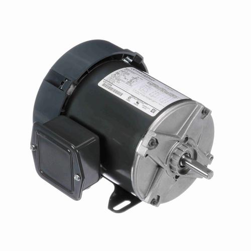 Marathon K151 1/4 HP 1800 RPM 208-230/460 Volts General Purpose Motor