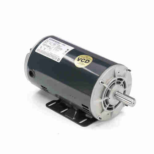 Marathon K080 3 HP 1800 RPM 208-230/460 Volts General Purpose Motor