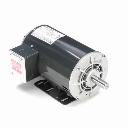 Marathon H803 3 HP 1800 RPM 208-230/460 Volts General Purpose Motor