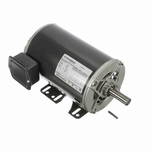 Marathon K408 1-1/2 HP 1425 RPM 220/380 Volts General Purpose Motor