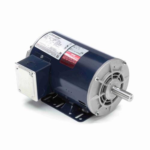 Marathon U420A 1-1/2 HP 1800 RPM 230/460 Volts General Purpose Motor
