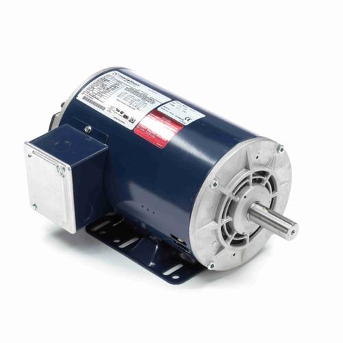 Marathon U417A 1 HP 1800 RPM 230/460 Volts General Purpose Motor