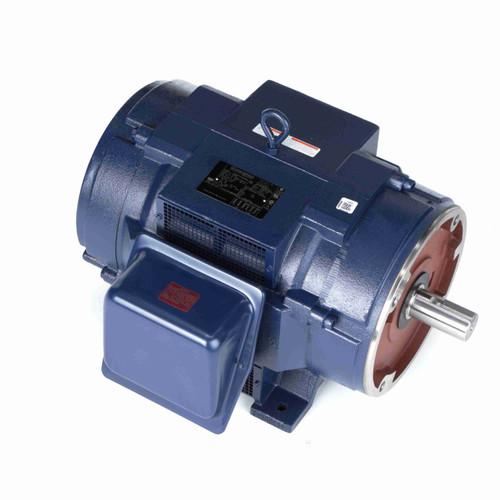 Marathon U453A 125 HP 3600 RPM 460 Volts General Purpose Motor