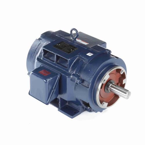 Marathon U436A 15 HP 1800 RPM 230/460 Volts General Purpose Motor