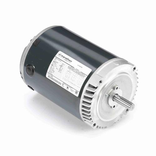 Marathon K224 2 HP 3600 RPM 208-230/460 Volts General Purpose Motor