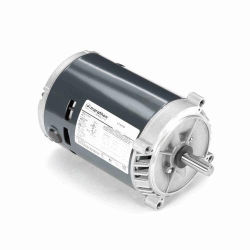 Marathon K218 3/4 HP 3600 RPM 208-230/460 Volts General Purpose Motor