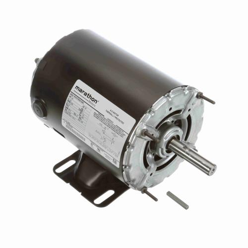 Marathon H908 3/4 HP 1800 RPM 115 Volts General Purpose Motor