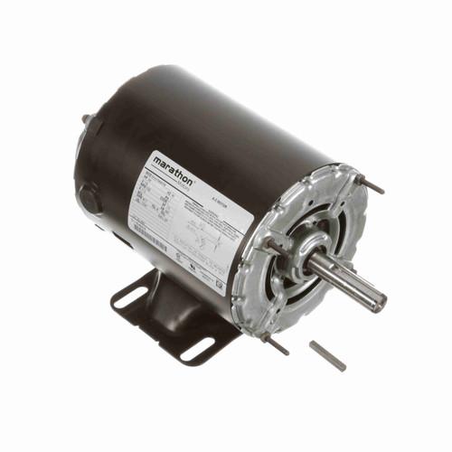 Marathon H907 3/4 HP 1800 RPM 115 Volts General Purpose Motor